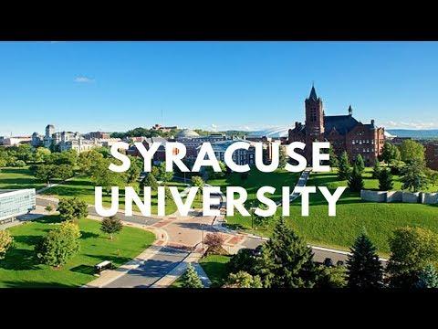 Syracuse University   Overview Of Syracuse University