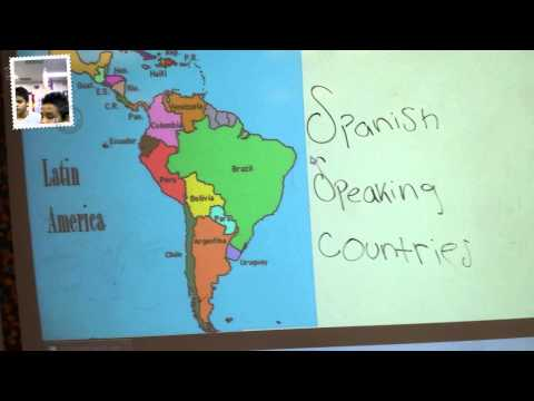 Spanish speaking countries and capitals best song