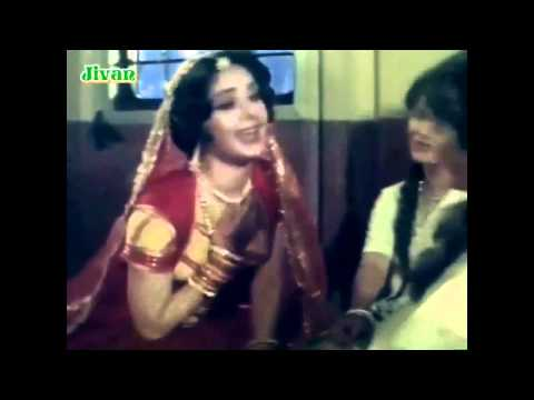 Saajan Mera Us Paar Hai - Gangaa Jamunaa Saraswathi (1988) - 720p  Mp4