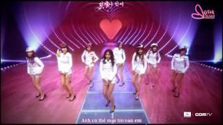 SNSD - Genie (Tell Me Your Wish) [Vietsub+Kara]