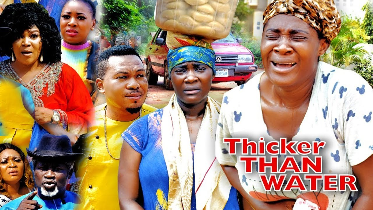 Download THICKER THAN WATER SEASON 5 {NEW TRENDING MOVIE} - MERCY JOHNSON| SMITH NNEBE Latest Nollywood Movie
