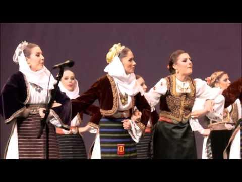 "KUD IZVOR Neu-Isenburg - ""Cuj´ seko, Bog je rek´o"" - Igre Macve BG2015"