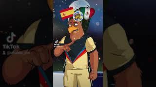España vs México ⚽