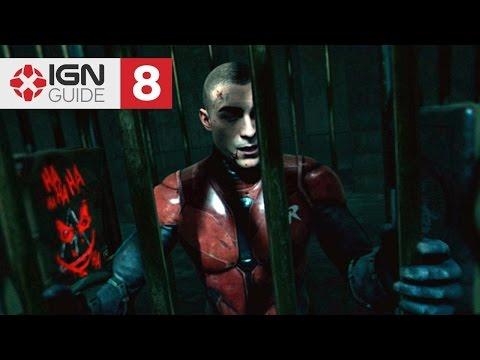 Batman: Arkham VR Walkthrough - Bird Cage (Part 8)