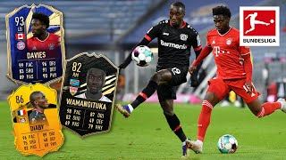 Top 10 Fastest Players • Pace Ranking • Davies, Wamangituka, Sané & More I EA SPORTS FIFA 21