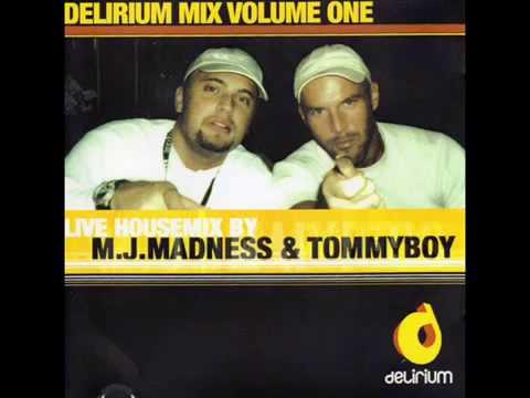 DJ Madness & Tommyboy - Delirium Mix Volume One - CD 2000