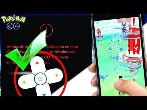 ¡ADIOS A LA LISTA NEGRA! MEJOR HACK POKEMON GO 0.85.2 JOYSTICK ANDROID (ANTI BLACKLISTED) Pokemon GO
