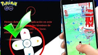 ADIOS A LA LISTA NEGRA! MEJOR HACK POKEMON GO 0.105.0 JOYSTICK ANDROID (ANTI BLACKLISTED) Pokemon GO