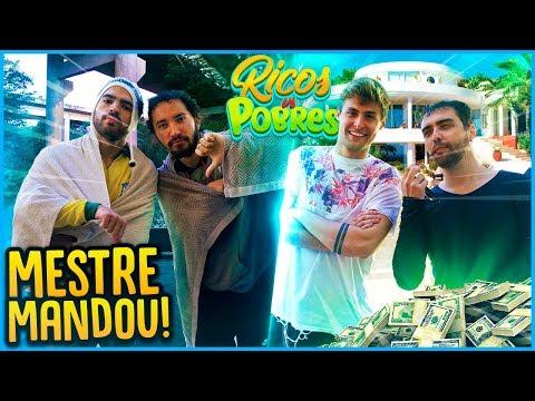 RICOS VS POBRES: O MESTRE MANDOU ( NOVA SÉRIE )  [ REZENDE EVIL ]