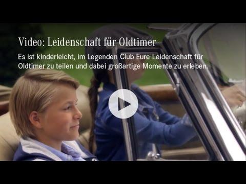Legenden Classic Car Club by Mercedes-Benz | Teaser