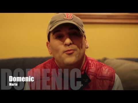 Domenic Marte Feat Brenda K Starr Behind the Scenes ( Detras De Las Cameras