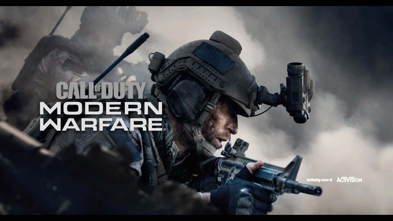Call Of Duty Modern Warfare Beta Gameplay Youtube
