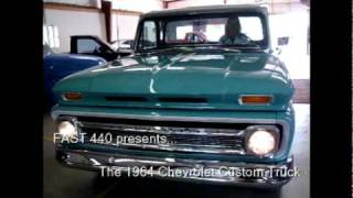 1964 Texas Chevy Show Truck