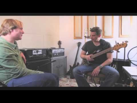 Mesa Boogie M6 Carbine with Jim Mayer and Victor Broden Part 1