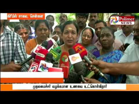 TN CM Jaya Health status Today