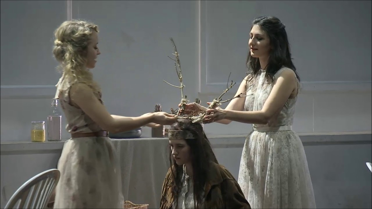 "Ama sospira, G.F. Händel, ""Alcina"" Akt 2 - Laura Verena Incko, Morgana"