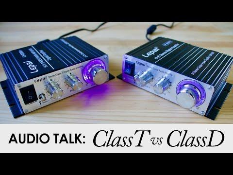 Class-T vs Class-D Audio Amps | New Lepai Audio Amp Comparison