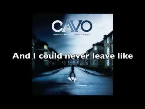 Cavo- Blame with lyrics video