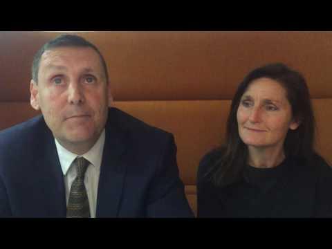 Herald journalists Ian Kirkwood and Joanne McCarthy wrapup day 10
