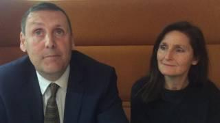 Herald journalists Ian Kirkwood and Joanne McCarthy wrap-up day 10