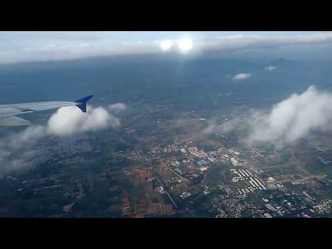 Bangalore To Goa Flight Journey