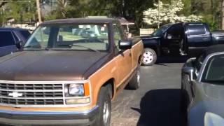 1988 Chevy Cheyenne 1500 Truck Review