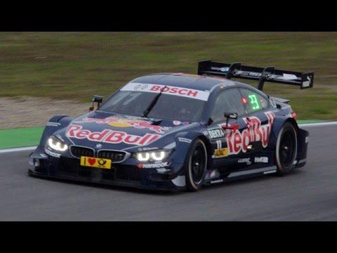 DTM 2016 - Pure V8 Sound During Hockenheim Final