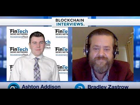 Blockchain Interviews - Bradley Zastrow  - Global Head Of Business Development At DASH Core Group