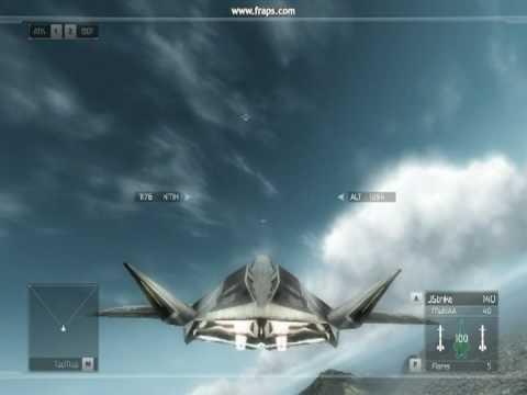 Talon WIP HAWX mod