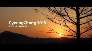 PyeongChang 2018 IOC Social Media Team