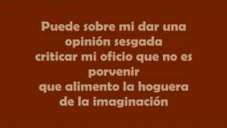 Repeat youtube video Hasta Que El Cuerpo Aguante-Mägo de Oz (con lyrics-letra)
