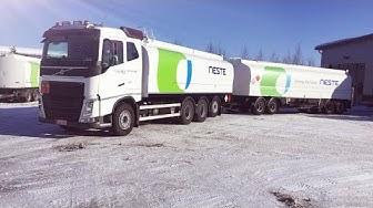 RekryKoulutuksella säiliöautonkuljettajaksi Kuljetusliike Pironetille