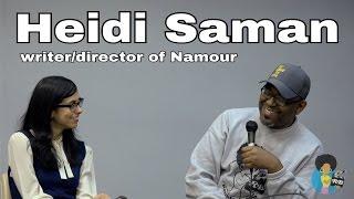 Heidi Saman - Namour Post Screening Q&A (Reelblack Presents)