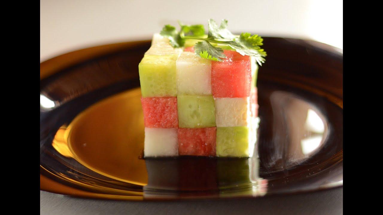 how to make salt cubes