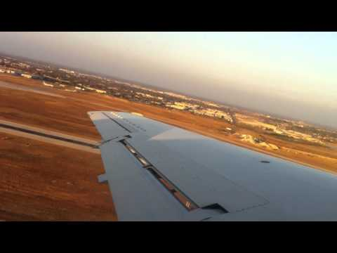 Takeoff from Laredo International Airport (LRD/KLRD) 2010-12