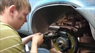 МорскаяВолна#7 Ремонт тормозной системы Ч.4. Тормозное фиаско