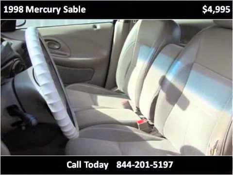 1998 mercury sable used cars abilene tx youtube for Kent beck motors abilene