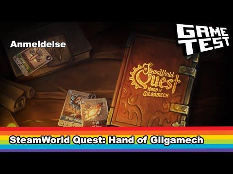 SteamWorld Quest: Hand of Gilgamech |
