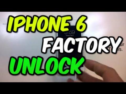 Factory Phone Unlocks