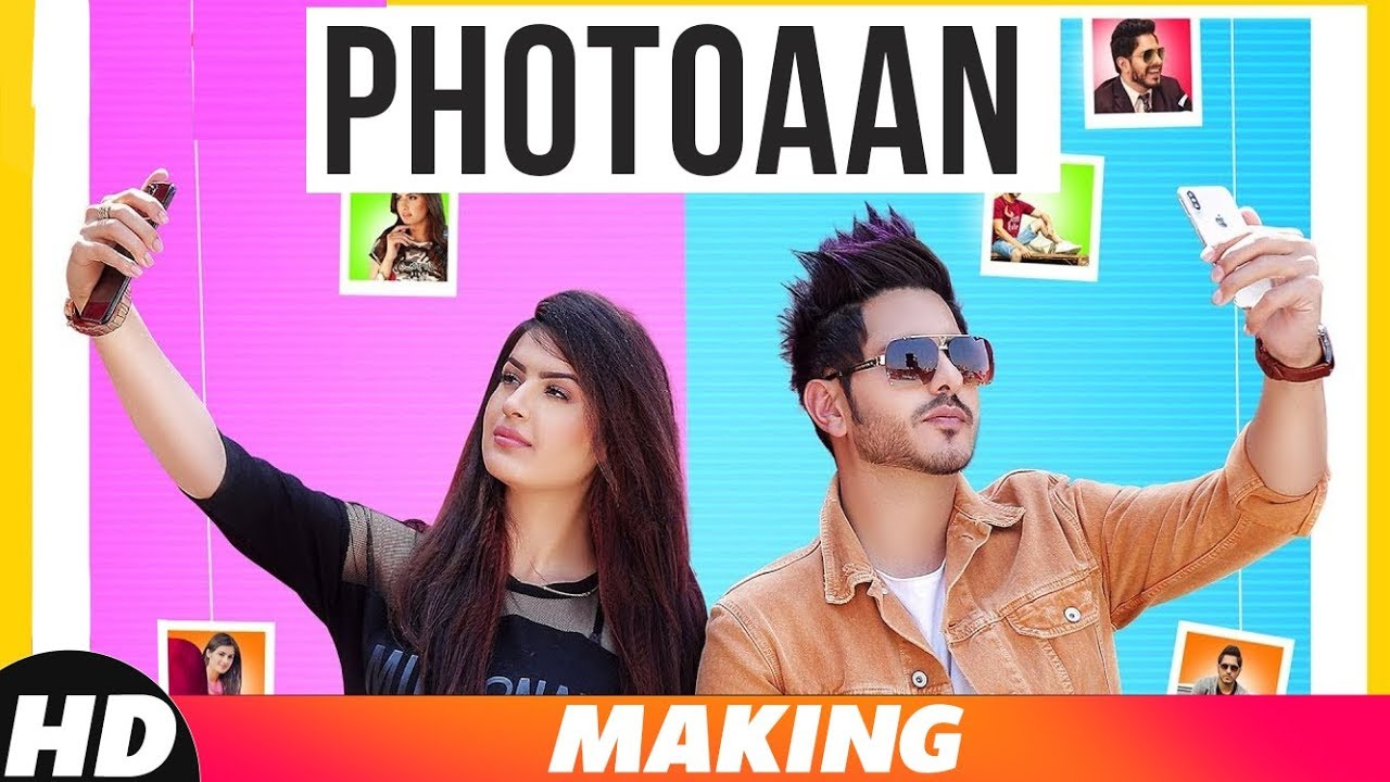 Photoaan | Making | Jass Bajwa ft. DJ Flow | Happy Raikoti | Latest Punjabi Songs 2018