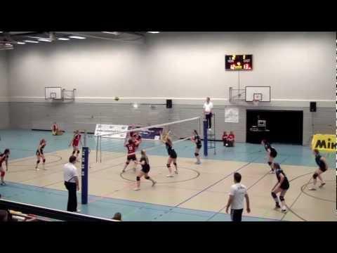 Volleyball 3. Liga Frauen, Kieler TV - SC Alstertal-Langenhorn