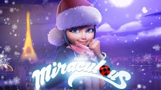 "MIRACULOUS | 🐞❄️  SANTA CLAWS - ""Marinette & The Bakery Song"" ❄️ 🐞 