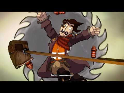 Chaos On Deponia (2) |