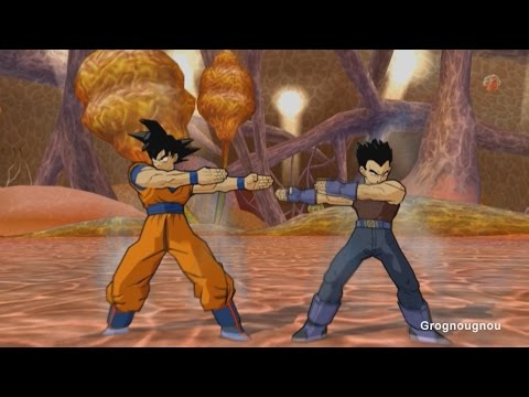 dbz bodukai 3 how to use potara