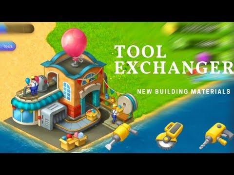 TOWNSHIP NEW BUILDING :TOOL EXCHANGE !!!!! thumbnail