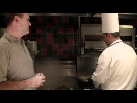 """On The Food Scene""(with Chef Jeff Herring @ Pino Bianco)"