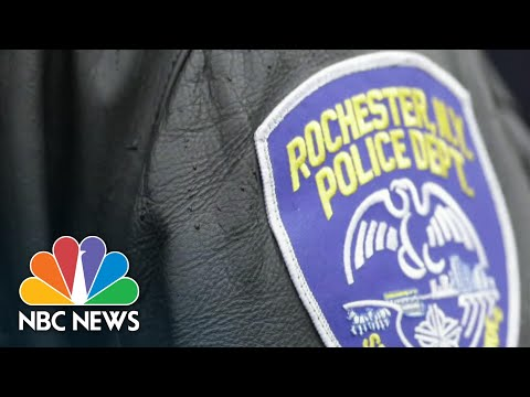 No Charges For Rochester Officers In Death Of Daniel Prude | NBC Nightly News