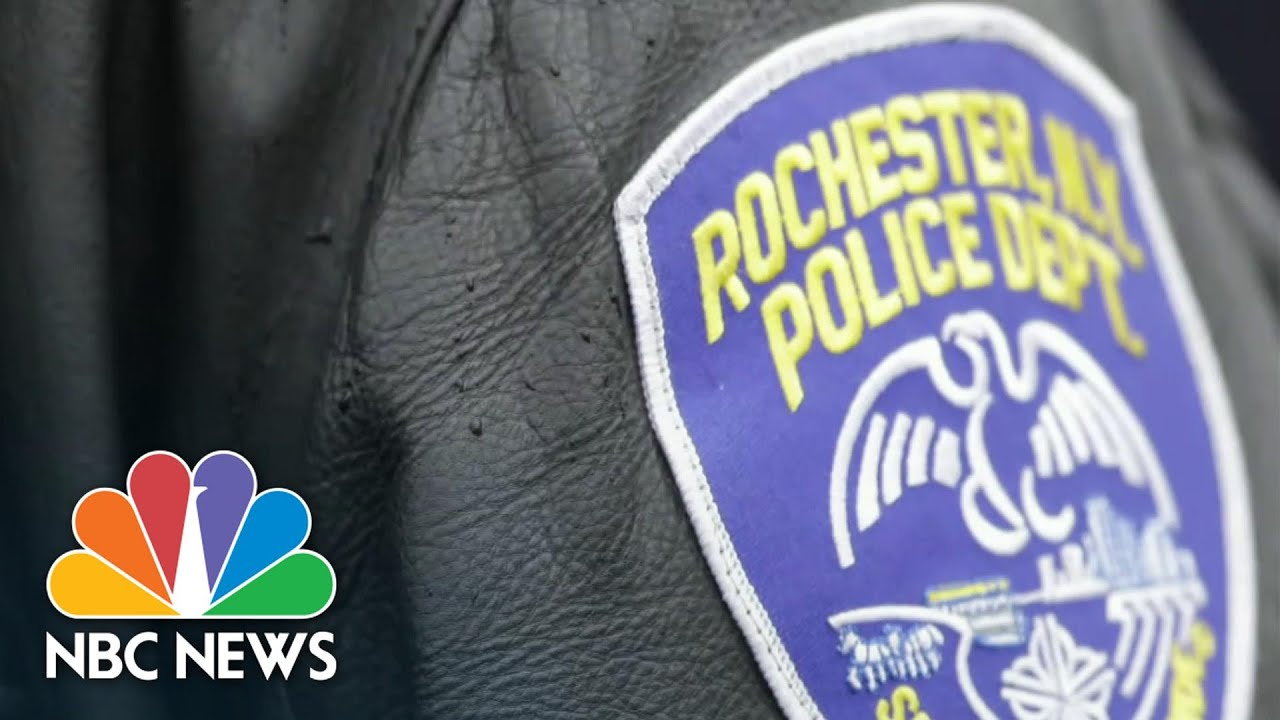Daniel Prude grand jury: Rochester, New York, police officers will ...