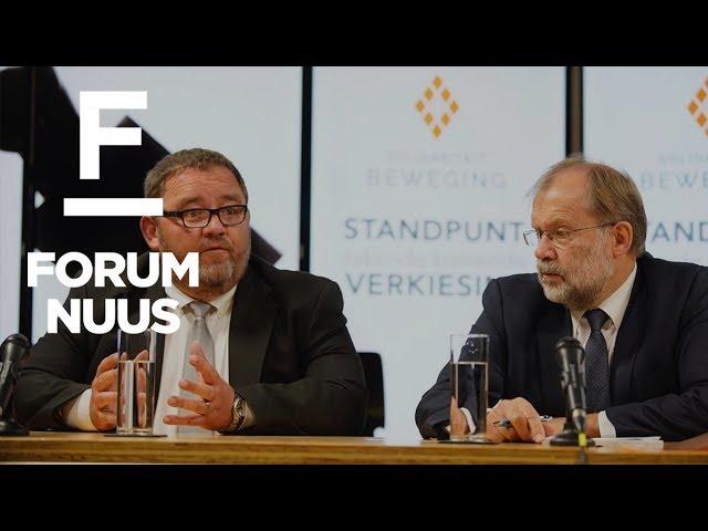 Forum Nuus: #VirWieMoetEkStem