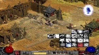 Diablo 2 LoD Median XL Ultimative Часть 8 [2 акт, радамент и немного крафта]